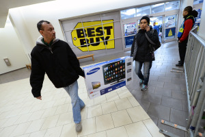 NY: Black Friday Holiday Shoppers