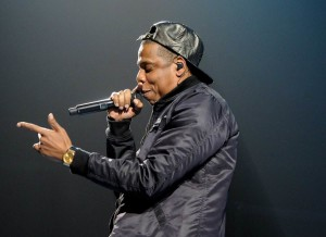 Jay Z Performs At The Staples Center