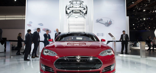 Inside The 2015 North American International Auto Show (NAIAS)