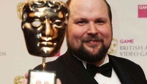 GAME British Academy Video Games Awards - London. Swedish programmer and creator of Minecraft Markus Persson with his Special Award at the GAME British Academy Video Games Awards at The London Hilton, London. Issue date: Friday March 16, 2012. Photo credit should read: Yui Mok/PA URN:13074509