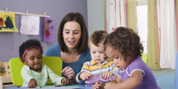 It costs more to send your kid to day care than to college