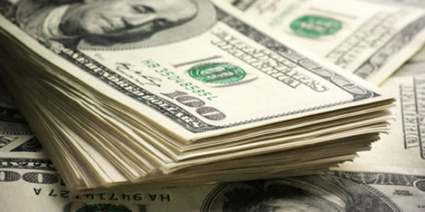Major indices flat as the US dollar soars
