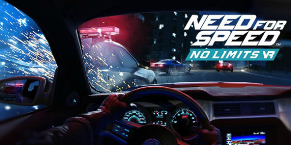 Need For Speed No Limits VR Headed For Google's Daydream