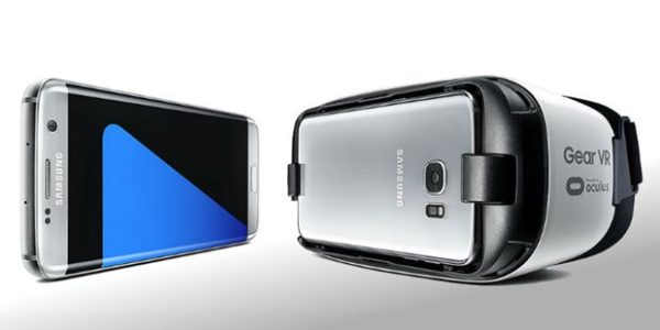Samsung's Gear VR may be the Galaxy S8's greatest fringe benefit