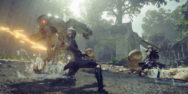 Face Off Against Square And Platinum CEOs In Next Week's Nier: Automata DLC