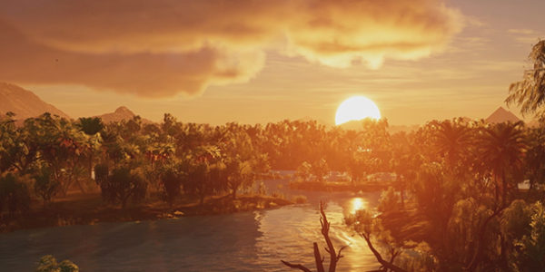 How Assassin's Creed Origins Is Rethinking Open World Design